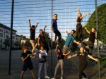Between start dust flies – die Kulturkosmonauten in der Grabenhalle St. Gallen