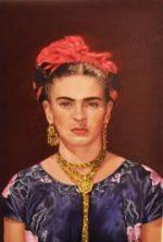 Zwei Frauen im Licht: Frida Kahlo und Anna Gamma