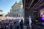 15'000 demonstrierten gegen Rentenabbau