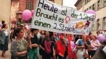 «Machen Sie Platz, Monsieur, nehmen Sie Platz, Madame» – zweiter nationaler Frauen*streik am 14. Juni 2019