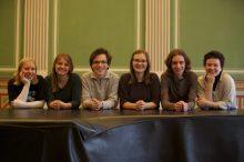Die nächste Generation Talente lädt zum Konzert ins Stadthaus ein