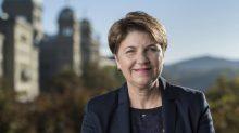 Bundesrätinnenwahlen – 3 Frauen stehen zur Wahl – Viola Amherd, CVP-Nationalrätin, Kanton Wallis