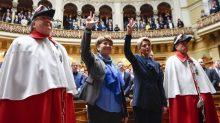 Viola Amherd und Karin Keller-Sutter im ersten Wahlgang in den Bundesrat gewählt