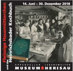 Fleissige Hausmütterchen und das Heinrichsbader Kochbuch – Alles rund ums Kochen und um die Hauswirtschaft