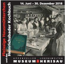 """Fleissige Hausmütterchen und das Heinrichsbader Kochbuch – Rahmenveranstaltung """"Womit kochen wir? Wie bewahren wir auf?"""""""
