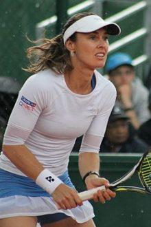 Die Tennislegende Martina Hingis gab ihren Rücktritt bekannt