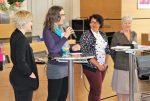 Mit Bodenhaftung und klarer Stimme – «frauenaargau» rief hunderte Frauen zum Leben als Feministin auf