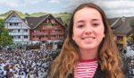 Aufmüpfige Studentin von der Landsgemeinde Appenzell: «Habe einfach meine Meinung gesagt»