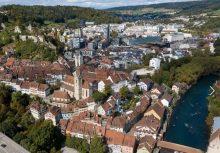 Wakkerpreis 2020 für zurückgewonnene Lebensqualität in der Stadt Baden – Reisetipp, Teil 1