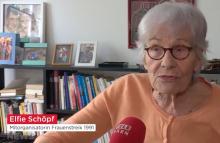 CH2021: Wenn Frau will… – Portrait Elfie Schöpf
