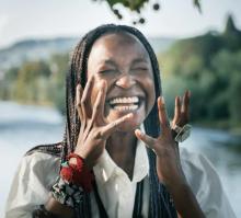Koyo Kouoh ist Meret-Oppenheim-Preisträgerin 2020