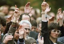 Seit 30 Jahren stimmen auch die Appenzellerinnen ab