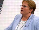 Abstimmungs-Arena: Wenn Nationalrätin Magdalena Martullo-Blocher die Worte fehlen