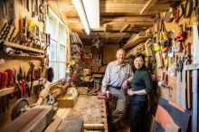 Haus Appenzell in Zürich: Lebendiges altes Handwerk erleben