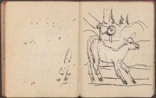 Die Skizzenbücher Kirchners. Vom Bleistiftstrich zum Hologramm