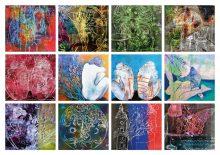 Allerlei Malerei – Bilderausstellung von Alexandra Oestvold