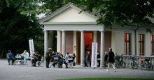 Im Frauenpavillon im Stadtpark sind noch zwei Veranstaltungen geplant