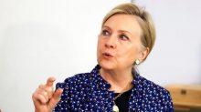 Hillary Clinton stellt an der Berlinale die Dokuserie «Hillary» vor