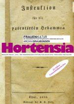 Der Thusner Ameisenflüstererin nachspüren – die neue «Hortensia» ist erhältlich
