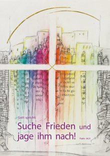 Mit Wort und Musik Frieden finden – Ökumenische Gemeinde Halden lädt ein