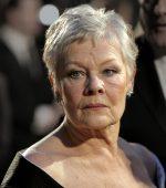 Die britische Schauspielerin Judi Dench wird mit dem Golden Icon Award geehrt