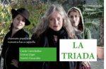 La Triada singt für das Frauenkulturarchiv Graubünden