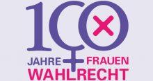 Am 12. November 1918 wurde in Deutschland das Frauenwahlrecht eingeführt