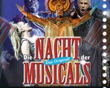 Die Nacht der Musicals am Stefanstag in der Tonhalle St. Gallen