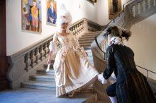 140 Jahre Kostümverleih Jäger, St. Gallen: Barock- und Rokoko-Ball im Historischen und Völkerkundemuseum St. Gallen