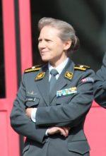 100 Tage im Amt – Germaine Seewer, Divisionär