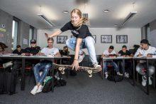 Die Toggenburgerin Lena Müller nimmt an der Olympiade teil –  Fünf neue Sportarten an Tokio 2020