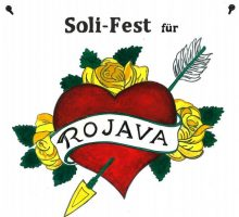 CaBi Soli-Fest für Rojava