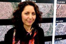 Fatma Sik erzählt beim Solidaritätsessen im CaBi-Treffpunkt über ihr Leben