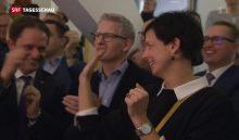 Susanne Hartmann (CVP) ist neue St. Galler Regierungsrätin