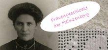 Frauengeschichte am Heinzenberg: Anna Marie Schmid-Lanicca
