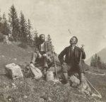 Der Gang in die Unterwelt im Appenzell, Toggenburg und Taminatal