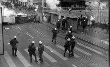 """40 Jahre seit """"Züri brännt"""" – Jugendunruhen der 1980er-Jahre"""