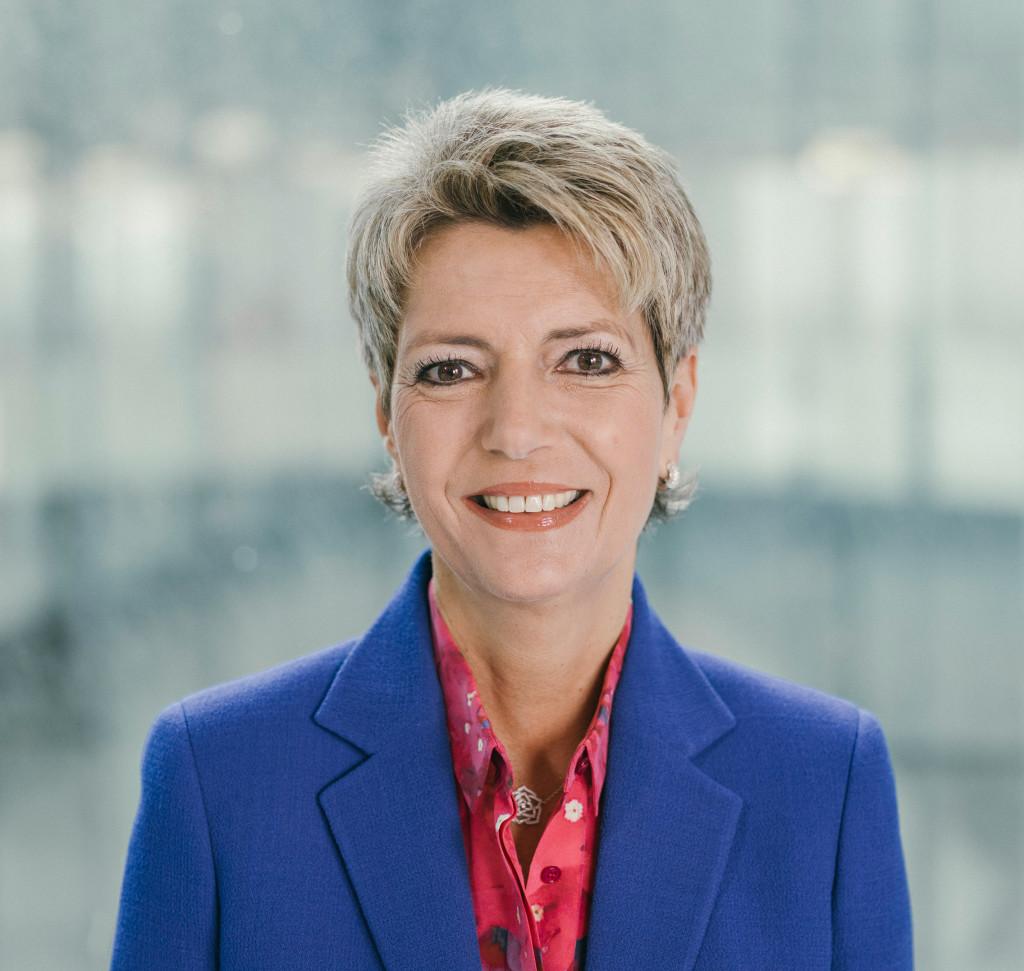 Frauen wählen – Interview mit Ständeratskandidatin Karin Keller-Sutter, Wil