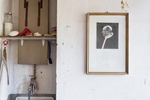 Die Inszenierung des Unheiligen- eine Ausstellung in St. Gallen