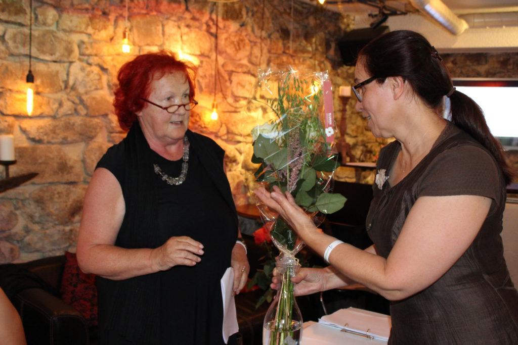 Hauptversammlung des Vereins ostschweizerinnen.ch – Die Pionierin trat nach 15 Jahren als Präsidentin zurück
