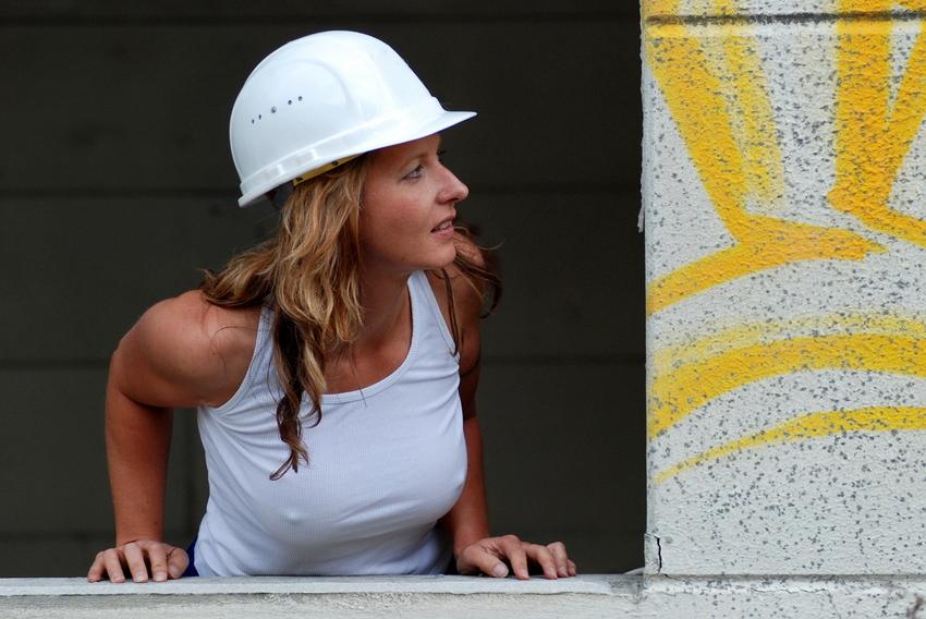 Frau am Bau – Chancengleichheit und Personalentwicklung