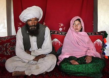 Noch immer wird alle sieben Sekunden ein Mädchen verheiratet