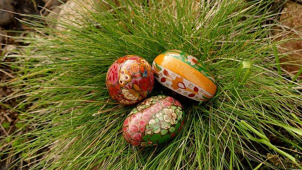 Ostern – Eiersuchen ist angesagt