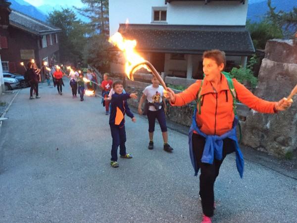 Für einige Zeit dem Alltagsstress entfliehen – im Star Fire Mountain College in Davos Dorf