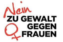 #sprechenwirdarüber: Veranstaltungen und Plakate gegen Gewalt an Frauen