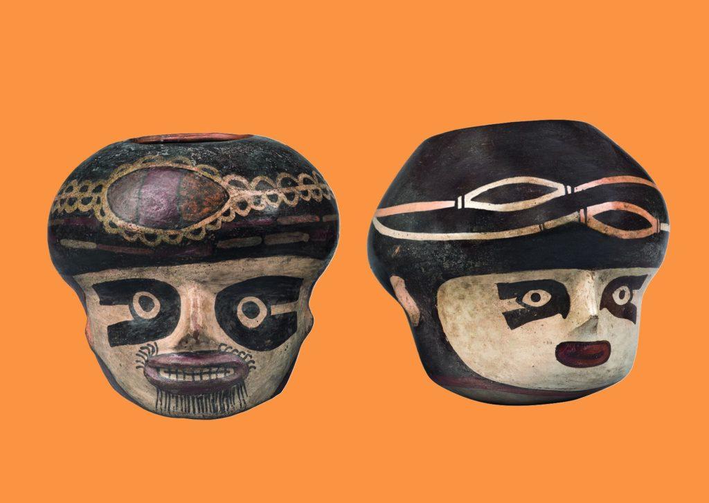 Das Museum Rietberg präsentiert: «NASCA  PERU- Auf Spurensuche in der Wüste»