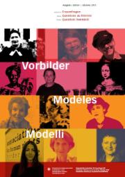 Neue Publikation der Eidgenössischen Kommission für Frauenfragen – (junge) Frauen brauchen gute Vorbilder