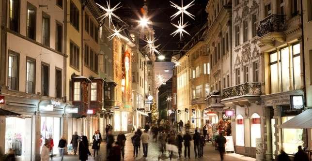 Warum denn ins Ausland schweifen…?  Sehenswerte Weihnachtssmärkte in der Schweiz