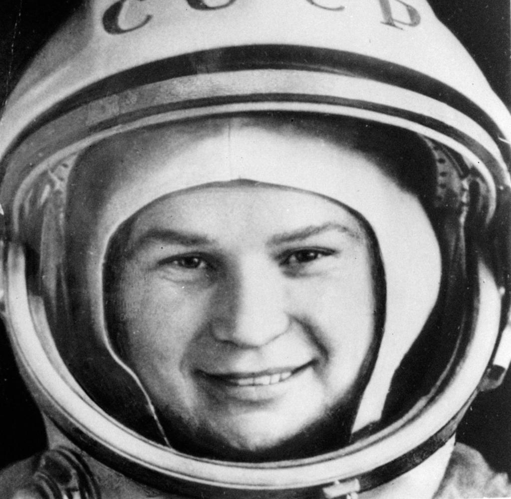 """Die """"Frau des Jahrhunderts"""", Kosmonautin, Generalin Majorin Walentina Tereschkowa, würde gern auf den Mars fliegen"""