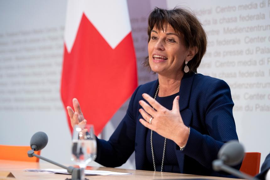 Sonnenkönigin und Strahlefrau – Bundesrätin Doris Leuthard tritt zurück